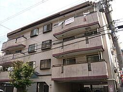 大阪府大阪市住吉区千躰2丁目の賃貸マンションの外観