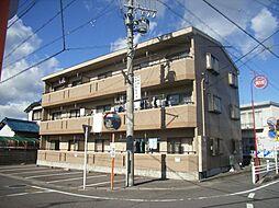アメニティ伊藤[3階]の外観