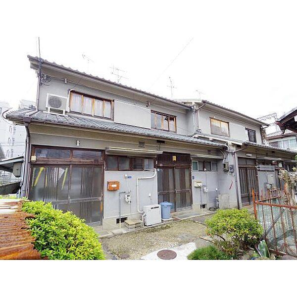 [一戸建] 奈良県奈良市芝辻町二丁目 の賃貸【奈良県 / 奈良市】の外観