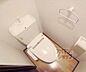 トイレ,1K,面積29.2m2,賃料7.4万円,京阪本線 出町柳駅 徒歩8分,京阪本線 神宮丸太町駅 徒歩14分,京都府京都市左京区吉田上阿達町