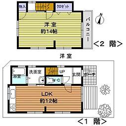 神鉄粟生線 西鈴蘭台駅 徒歩14分