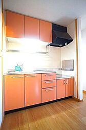 リヴェールBのキッチン