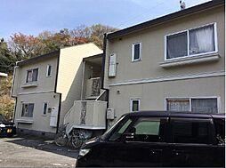 福島県いわき市小名浜岡小名四丁目の賃貸アパートの外観