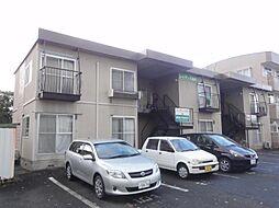 山形県山形市桜田東1丁目の賃貸アパートの外観