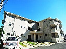兵庫県神戸市灘区篠原北町3丁目の賃貸アパートの外観