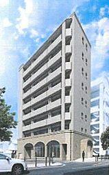 大阪府大阪市天王寺区堂ヶ芝2丁目の賃貸マンションの外観
