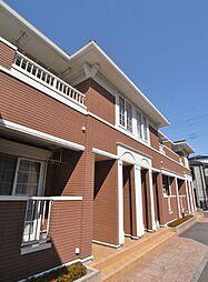 埼玉県ふじみ野市福岡中央2丁目の賃貸アパートの外観