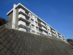 神奈川県横浜市磯子区汐見台2丁目の賃貸マンションの外観