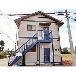 静岡県裾野市深良の賃貸アパートの外観