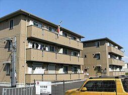 ロイヤルハイツA・B[1階]の外観