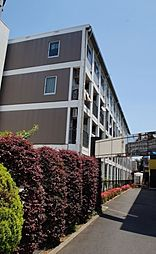 神奈川県横浜市港北区樽町4丁目の賃貸マンションの外観