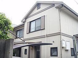 [テラスハウス] 兵庫県神戸市灘区篠原本町4丁目 の賃貸【/】の外観