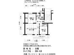 白鷺駅 5.4万円