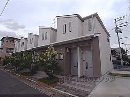 京阪宇治線 観月橋駅 徒歩10分の賃貸アパート