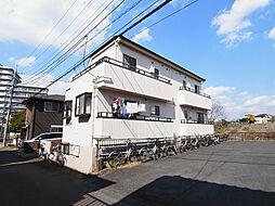 千葉県松戸市小山の賃貸マンションの外観