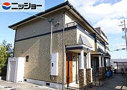 [タウンハウス] 三重県鈴鹿市野町東1丁目 の賃貸【/】の外観