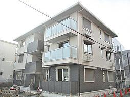仮)東住吉区田中ハイツ[01号室]の外観