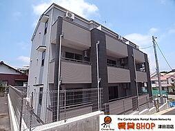 アバンティ津田沼[1階]の外観