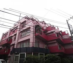 四谷軒第2シティコーポ[405号室]の外観