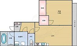 大阪市営千日前線 桜川駅 徒歩7分