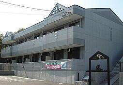 愛知県名古屋市緑区大高町の賃貸アパートの外観