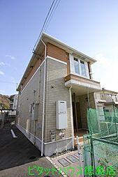 徳島県徳島市新浜町2の賃貸アパートの外観