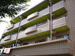 カーサシンエイ[2階]の外観