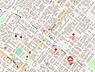 地図,1LDK,面積49.2m2,賃料4.5万円,札幌市営東西線 琴似駅 徒歩4分,札幌市営東西線 二十四軒駅 徒歩8分,北海道札幌市西区二十四軒四条5丁目4番8号