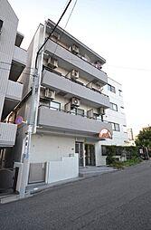 東京都江東区牡丹2丁目の賃貸マンションの外観