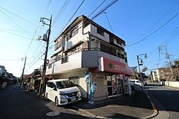 竹丘テラス[2階]の外観
