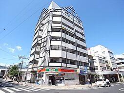 兵庫県明石市小久保2の賃貸マンションの外観