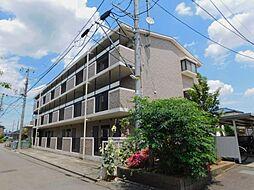 サニーサイドマンション[1階]の外観