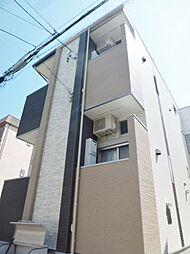 愛知県名古屋市昭和区川名町4丁目の賃貸アパートの外観