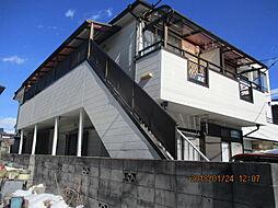 コーポ丸井[2階]の外観
