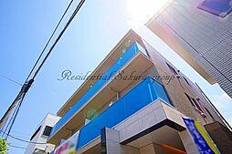 神奈川県藤沢市鵠沼海岸7丁目の賃貸マンションの外観