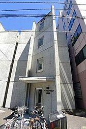 北海道札幌市中央区南四条東4の賃貸マンションの外観