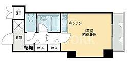 ライオンズマンション東山壱番館[604号室号室]の間取り