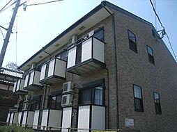 グランシャリオ弐番館[2階]の外観