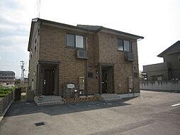 [テラスハウス] 愛媛県松山市今在家2丁目 の賃貸【/】の外観