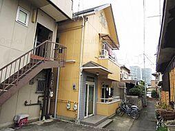 大阪府八尾市渋川町4丁目の賃貸アパートの外観