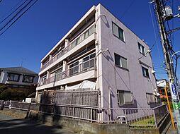 コーポ健[2階]の外観
