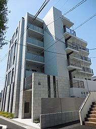 兵庫県尼崎市西川2丁目の賃貸マンションの外観