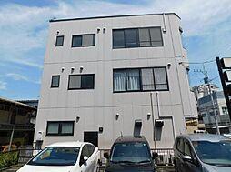 静岡県伊豆の国市田京の賃貸アパートの外観