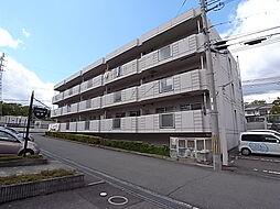 兵庫県相生市山手1丁目の賃貸マンションの外観
