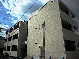 ラージヒル尼崎東[2階]の外観