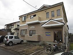 アルビヨン東栄町[1階]の外観