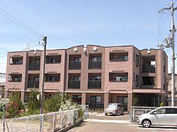 プチ・ソレール(オートロック付き)[3階]の外観