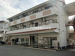 岡山県倉敷市三田丁目なしの賃貸マンションの外観