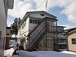 金沢アパート[1号室]の外観