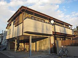 東京都杉並区和泉4丁目の賃貸アパートの外観